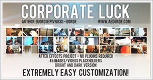 Corporate Luck