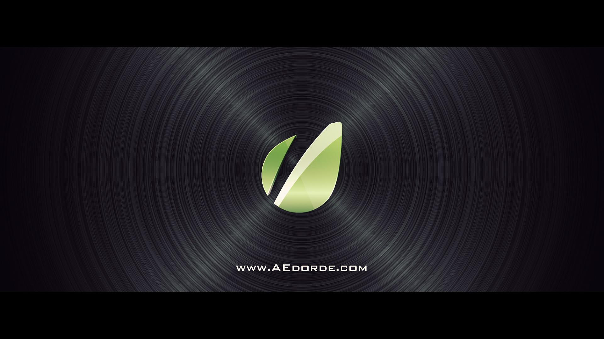 Damaged glitch logo intro – 3in1 pack