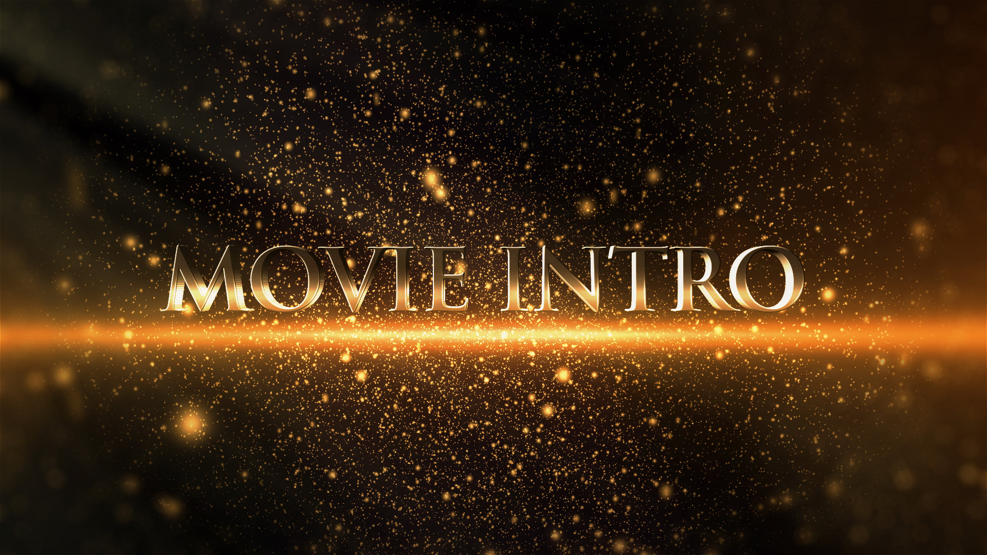 free animated video intro templates - movie intro cinematic after effects opener template