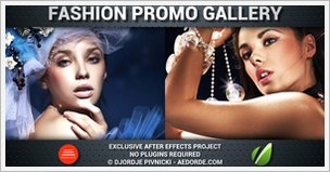 Fashion Promo Gallery