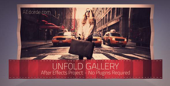 Unfold Gallery