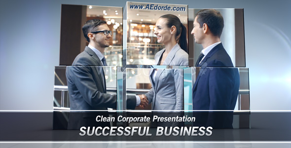 Successful Business - Clean Corporate Presentation